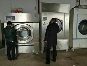内蒙古洗衣房设备