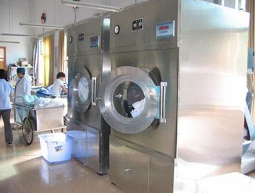 洗涤设备安装
